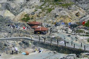 岩盤浴発祥の地